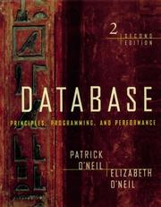 Cover of: Database | Patrick O