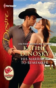 Cover of: His Marriage To Remember