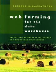 Cover of: Web farming for the data warehouse