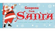 Cover of: Coupons from Santa