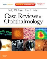 Cover of: Case Reviews In Ophthalmology