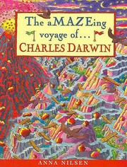 Cover of: The Amazeing Voyage Of Charles Darwin