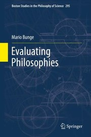 Cover of: Evaluating Philosophies