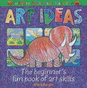 Cover of: The Beginners Fun Book Of Art Skills