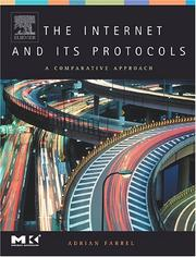 The Internet and its protocols by Adrian Farrel