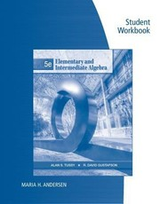 Cover of: Student Workbook for TussyGustafsons Elementary and Intermediate Algebra 5th
