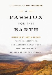 Cover of: A Passion For This Earth