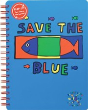 Cover of: Planet Color By Todd Parr Jumbo Journal Save The Blue
