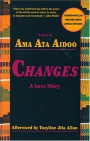 Cover of: Changes