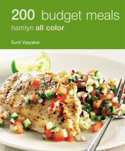 Cover of: 200 Budget Meals