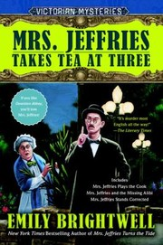 Cover of: Mrs Jeffries Takes Tea At Three