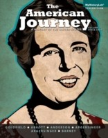 Cover of: The American Journey Volume 2 Black  White