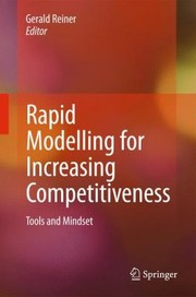 Cover of: Rapid Modelling For Increasing Competitiveness