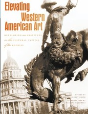 Cover of: Elevating Western American Art