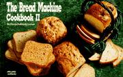 Cover of: Bread Machine Cookbook  (Nitty Gritty Cookbooks)