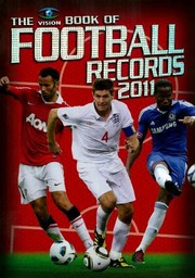 Cover of: The Vision Book Of Football Records 2011