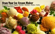 Cover of: From your ice cream maker
