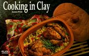 Cover of: Cooking in clay