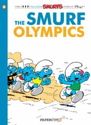 Cover of: The Smurf Olympics A Smurfs Graphic Novel