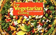 Cover of: Easy Vegetarian Cooking (Nitty Gritty Cookbooks) (Nitty Gritty Cookbooks) | Sharon Cadwallader