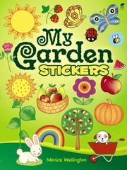 Cover of: My Garden Stickers