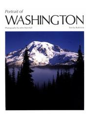 Cover of: Portrait of Washington