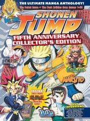 Cover of: Shonen Jump Fifth Anniversary Collectors Edition