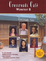 Cover of: Crossroads Caf Worktext B