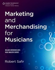 Cover of: Marketing and Merchandising for Musicians