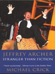 Cover of: Jeffrey Archer Stranger Than Fiction