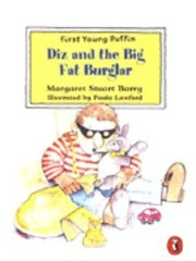 Cover of: Diz and the Big Fat Burglar First Young Puffin by