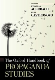 Cover of: The Oxford Handbook Of Propaganda Studies