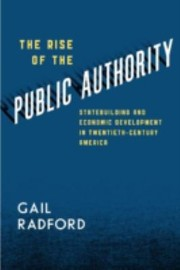 Cover of: The Rise Of The Public Authority