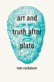 Cover of: Art And Truth After Plato
