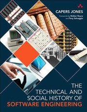 Cover of: The Technical And Social History Of Software Engineering