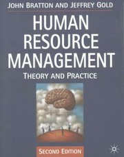 Cover of: Human Resource Management Theory And Practice