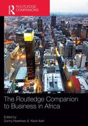 Cover of: The Routledge Companion To Business In Africa