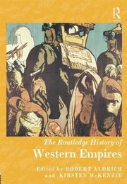 Cover of: The Routledge History Of Western Empires