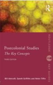 Cover of: Postcolonial Studies The Key Concepts