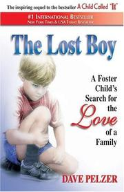 The lost boy by David J. Pelzer