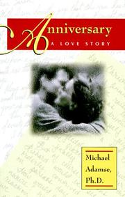 Cover of: Anniversary | Michael Adamse