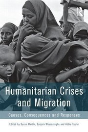 Cover of: Humanitarian Crises and Migration