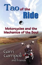 Cover of: The Tao of the Ride