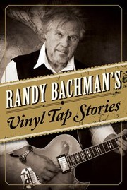 Cover of: Randy Bachmans Vinyl Tap Stories