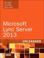Cover of: Lync Server 2013 Unleashed