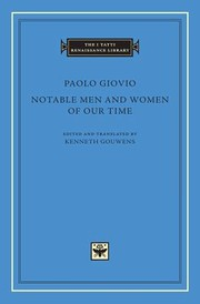 Cover of: Notable Men And Women Of Our Time