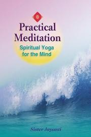 Cover of: Practical Meditation