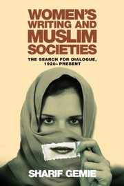 Cover of: Womens Writing and Muslim Societies
