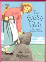 Cover of: The Fossil Girl Mary Annings Dinosaur Discovery