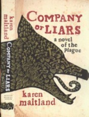 Cover of: Company Of Liars A Novel Of The Plague